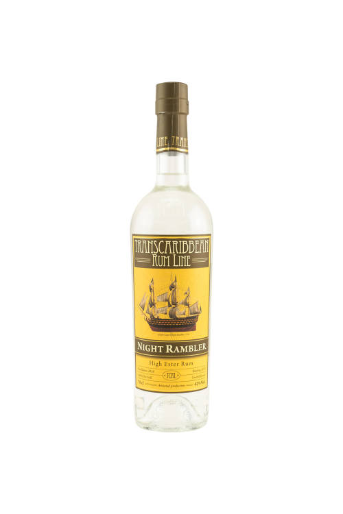 Night Rambler High Ester Rum Transcontinental Rum Line TCRL by LMDW 42% vol. 700ml