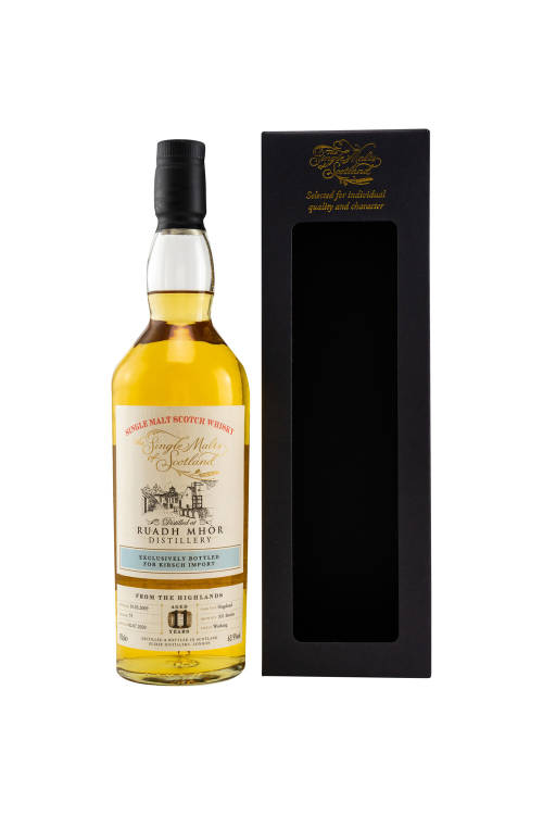 Ruadh Mhor 2009/2020 11 Jahre #55 Single Malts of Scotland (SMoS) 63,9% vol. 700ml
