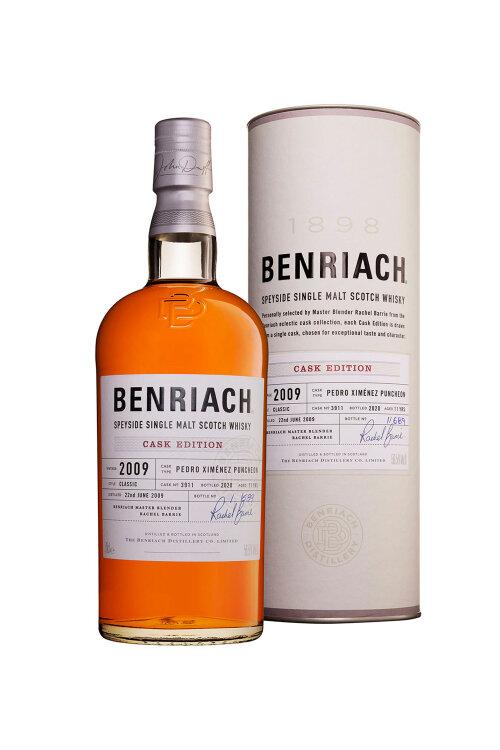 Benriach 2009/2020 PX Sherry Single Cask #3911 56,5% vol. 700ml