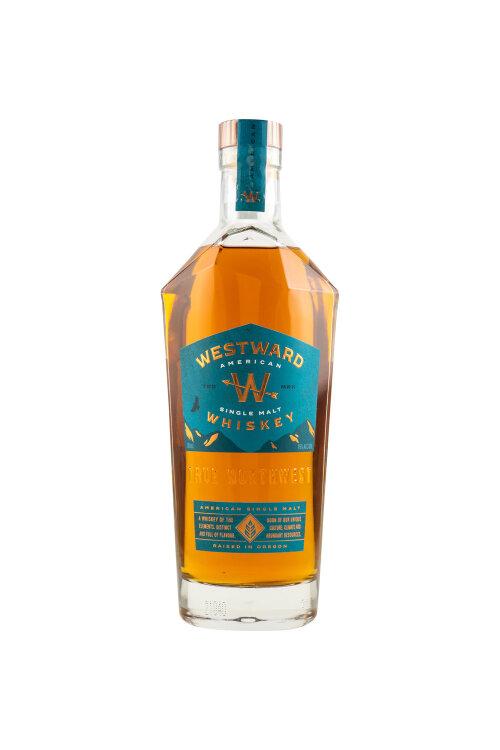 Westward American Single Malt Whiskey New Design 45% vol. 700ml