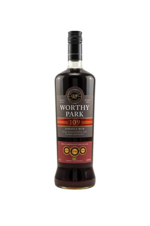 Worthy Park 109 Jamaica Rum 54,5% vol. 1000ml