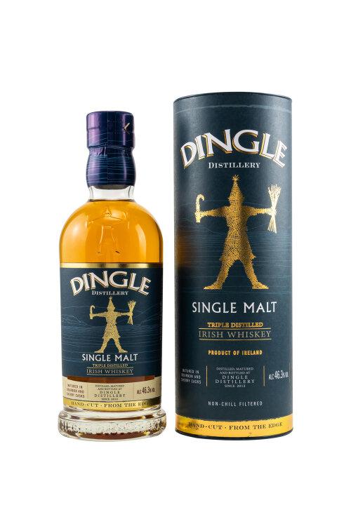 Dingle Single Malt Irish Whiskey 2021 46,3% vol. 700ml
