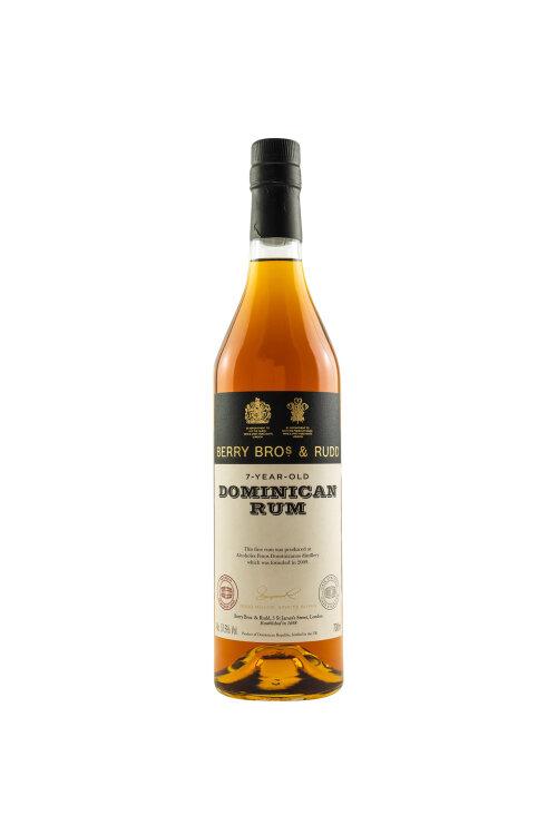 Dominican Rum 2013 Berry Bros & Rudd Cask #2 57,6% vol. 700ml