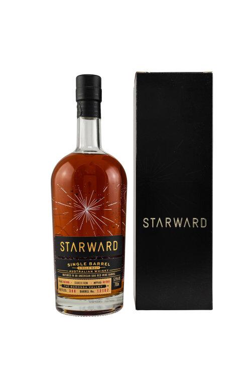 Starward 2016/2021 Single Barrel #12192 57,8% vol. 700ml