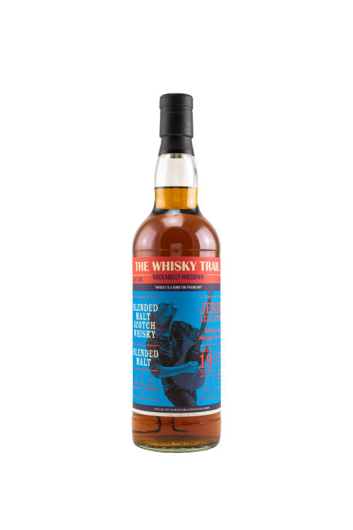 Blended Malt 2001/2020 19 Jahre Sherry Butt #56 (The Whisky Trail Country) 45% vol. 700ml