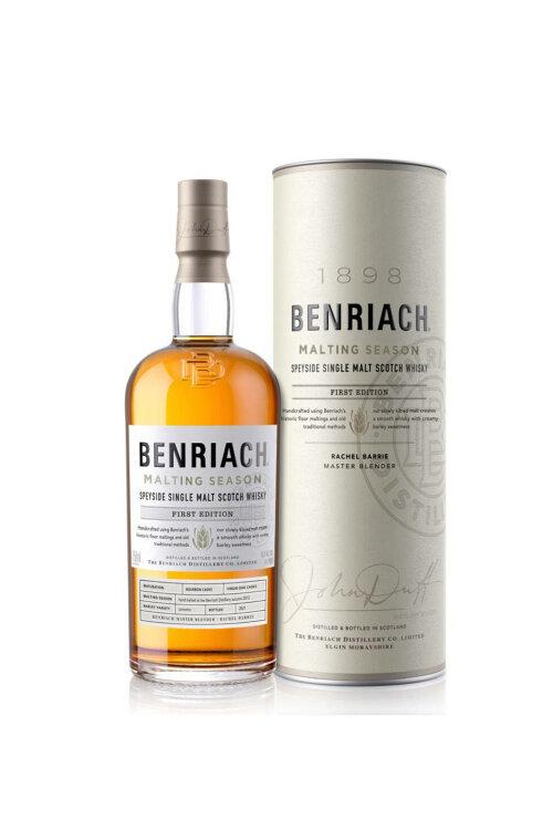 Benriach Malting Season First Edition 48,7% 700ml