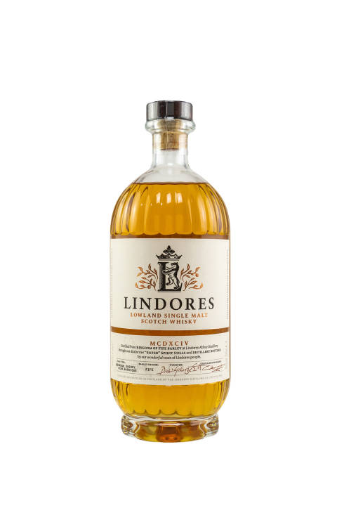 Lindores MCDXCIV 1494 Lowland Single Malt Scotch Whisky 46% vol. 700ml