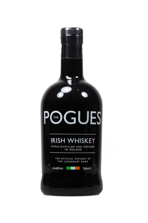 The Pogues Whiskey Blended Irish 40% 700ml