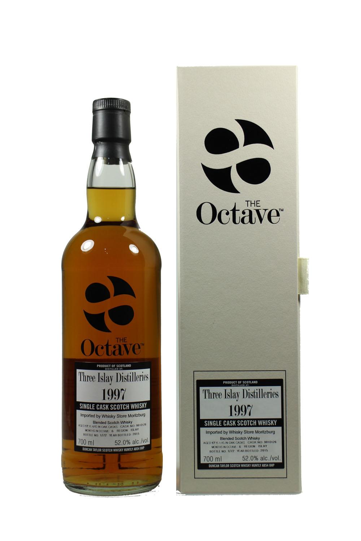 Three Islay Destilleries