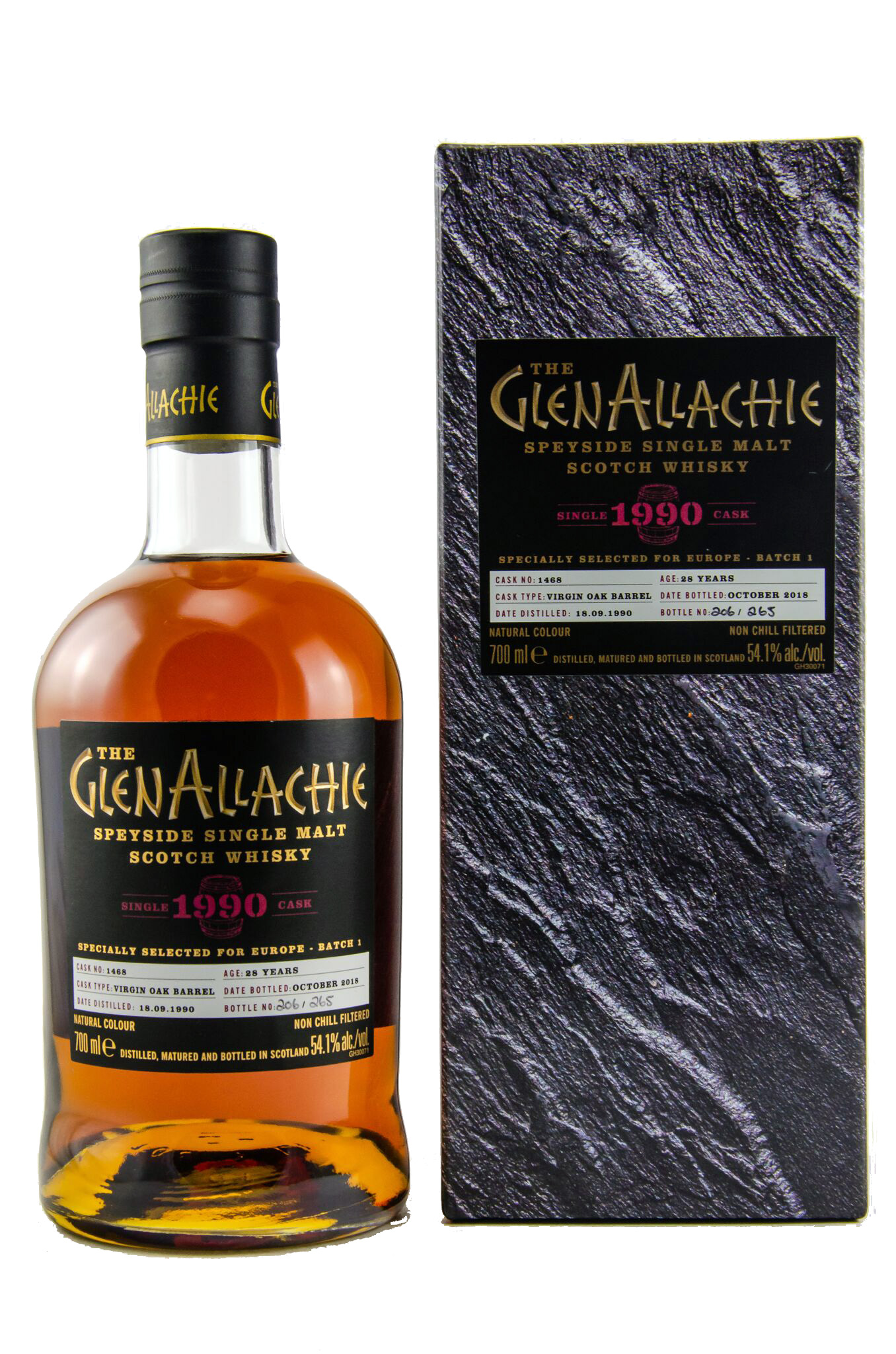 GlenAllachie Single Cask
