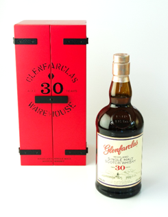 Glenfarclas 30 years warehouse edition 2016