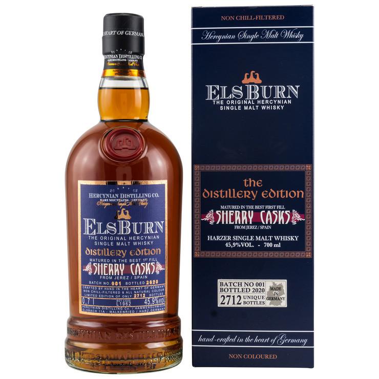 Elsburn Distillery Edition 2020