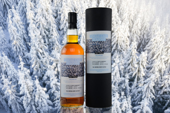 Ballechin 2007/2017 Single Cask Seasons Winter 2017