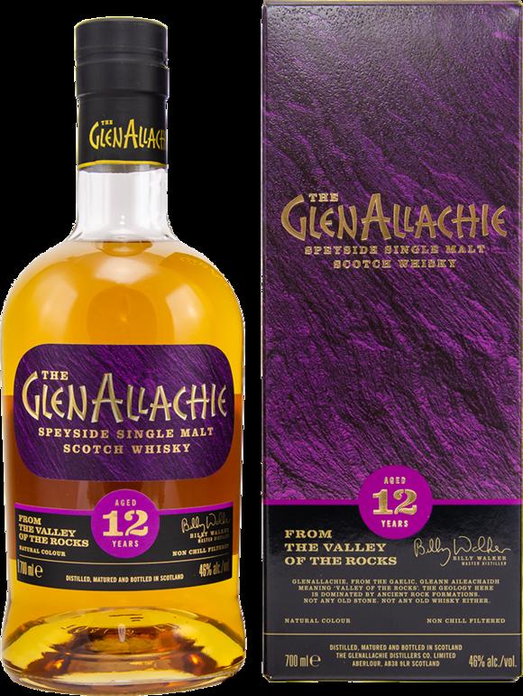 GlenAllachie 12 Jahre
