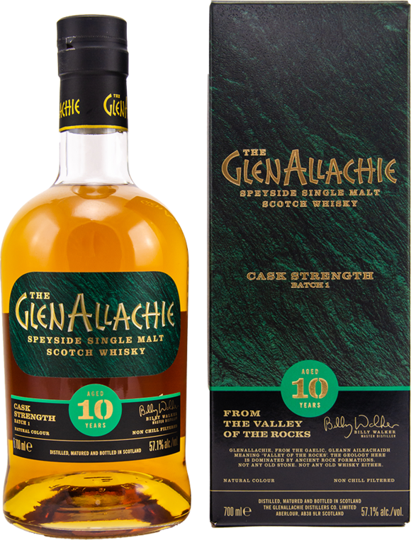 GlenAllachie Cask Strength